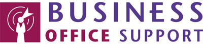 logo business office support
